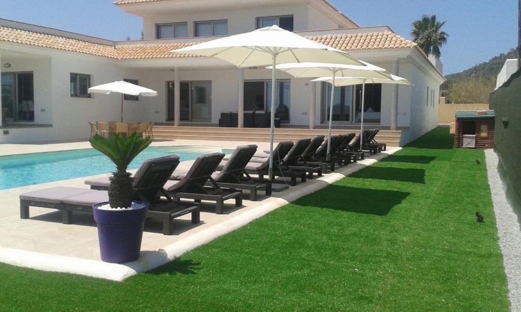 Villa Elena Ctra San Jose km 1,4, 07817 San Jose de sa Talaia, Ibiza Spain