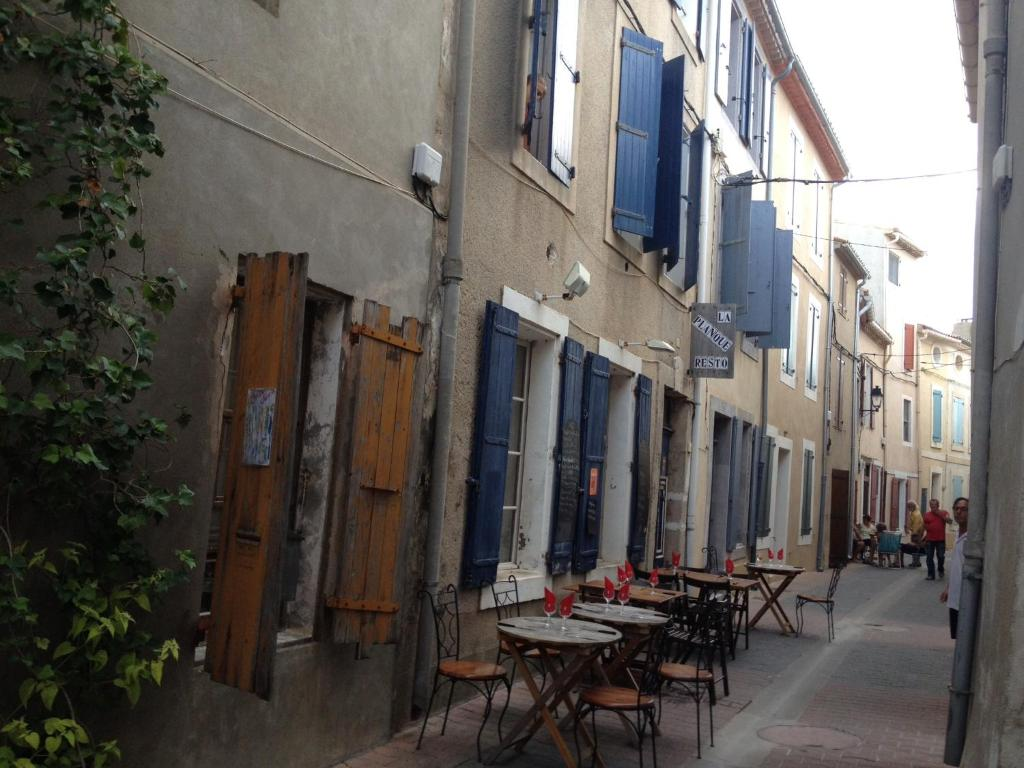 LA PLANQUE HOTEL Paris France