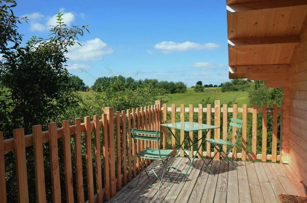 Lodge Echologia Louverne France Booking Com