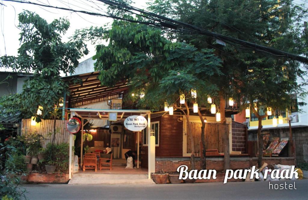 Baan Park Raak Backpacker Hostel Chiang Mai Thailand