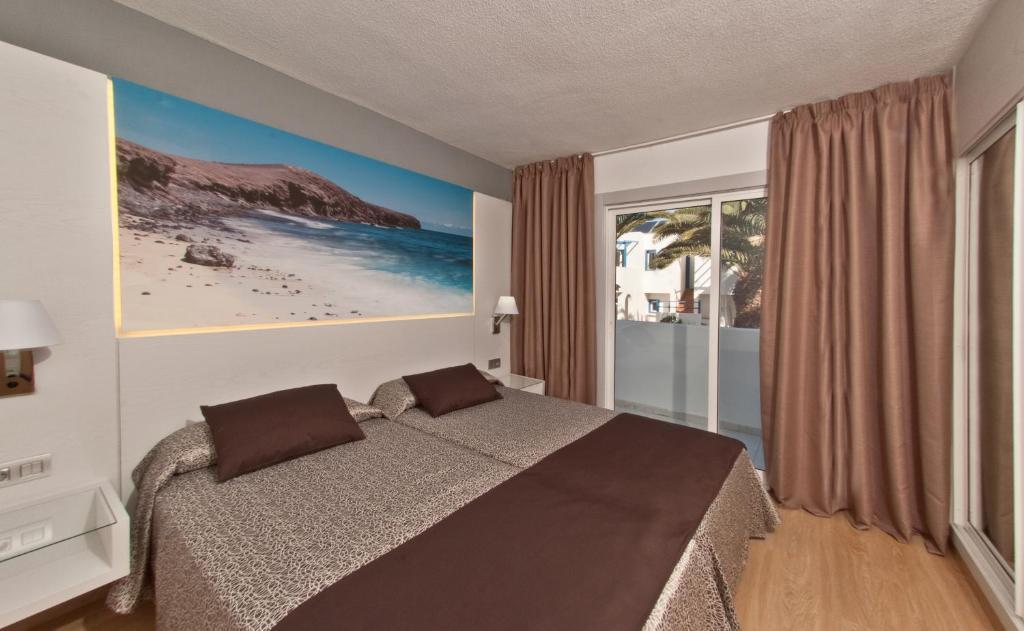 Aparthotel hl paradise island espanha playa blanca - Apartamentos paradise island lanzarote ...