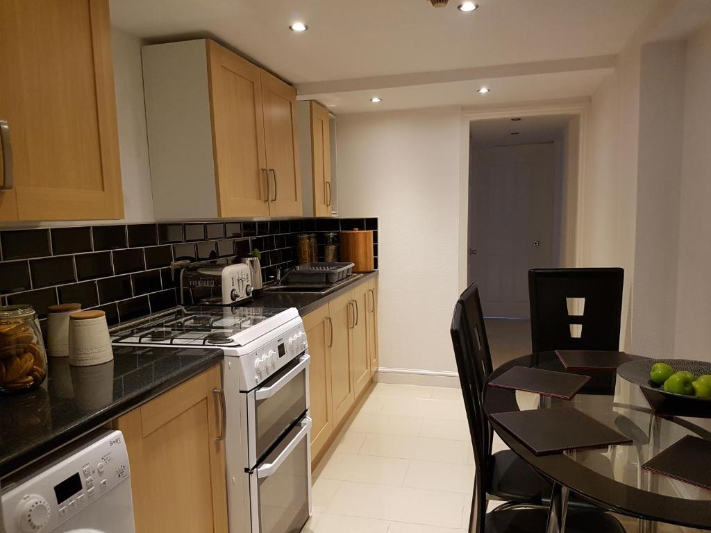 The Contract Serviced Apartments
