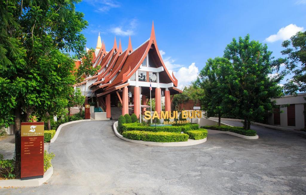 Samui Buri Beach Resort Reserve Now Gallery Image Of This Property