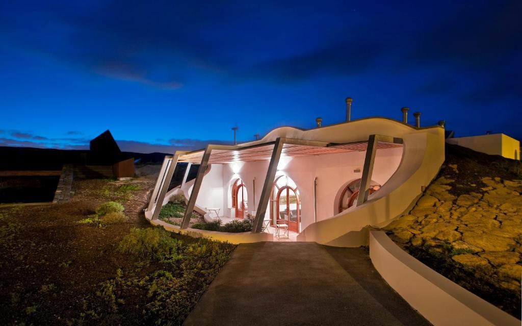 Villa casas bioclim ticas iter espa a el m dano for Construccion de casas bioclimaticas