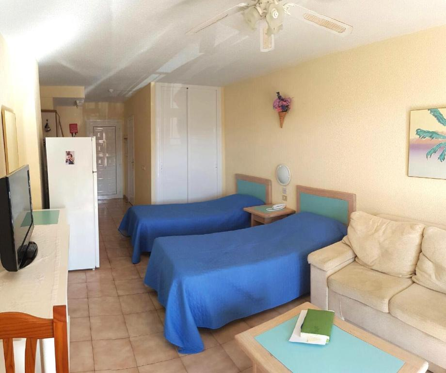 Apartment PINK CASTLE, Los Cristianos, Spain - Booking.com on