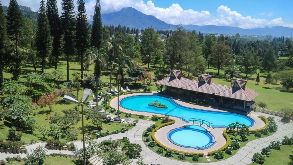 Sinabung Hills Berastagi Berastagi Harga 2019 Terbaru