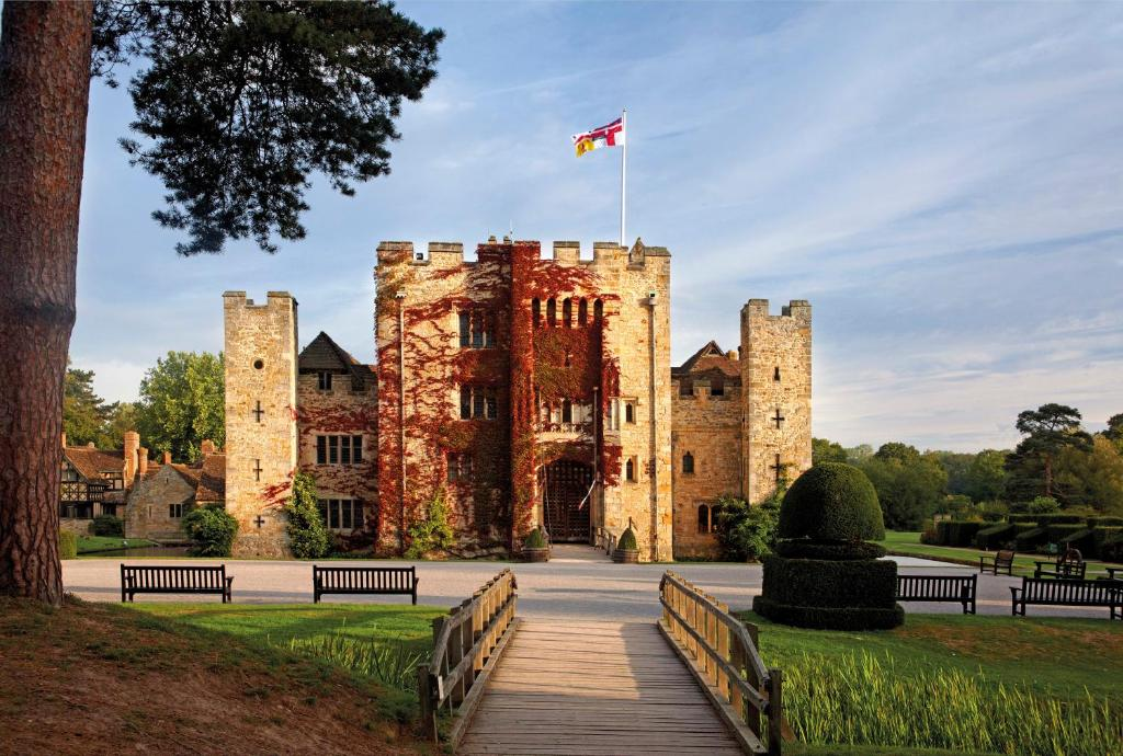Hever Castle Luxury Bed And Breakfast Edenbridge