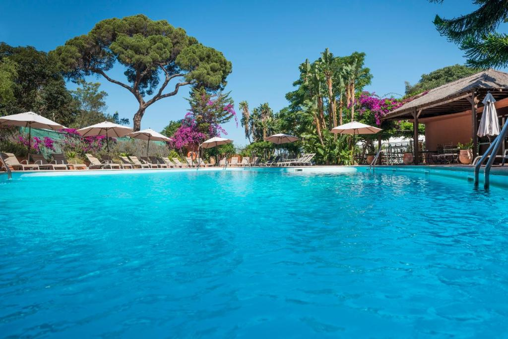 Karte Gibraltar Umgebung.Rock Hotel Gibraltar Gibraltar Booking Com