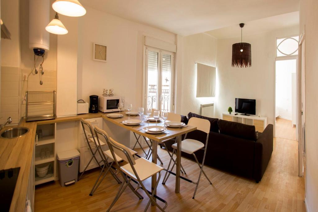 Apartamento Santo Tomas 2D fotografía