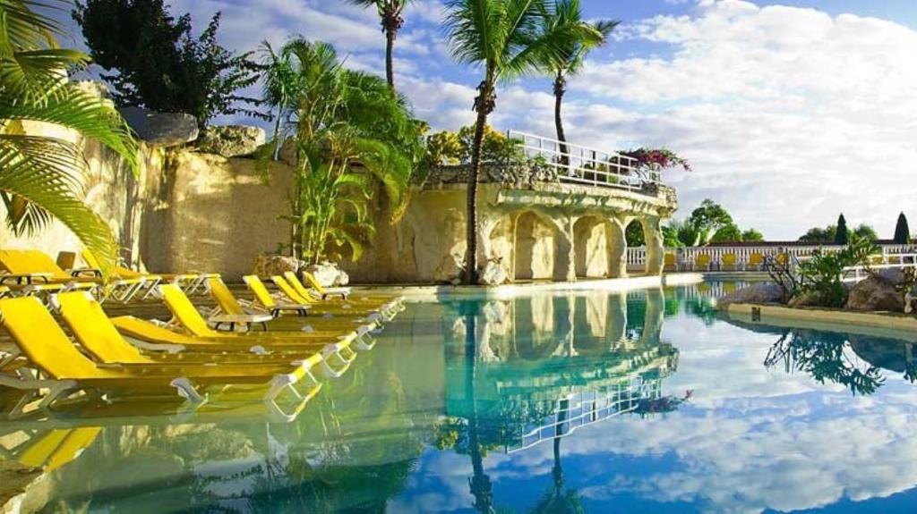 Cofresi Palm Beach Spa Resort San Felipe De Puerto Plata Dominican Republic Booking