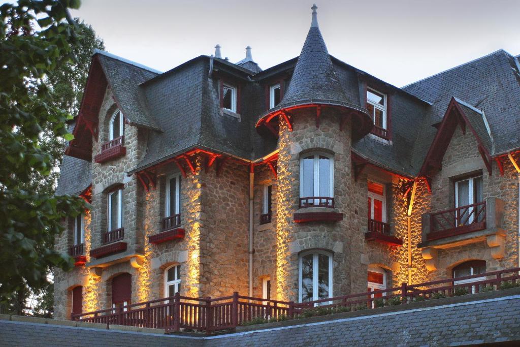 Hotel Le Castel Marie Louise, La Baule, France - Booking.com