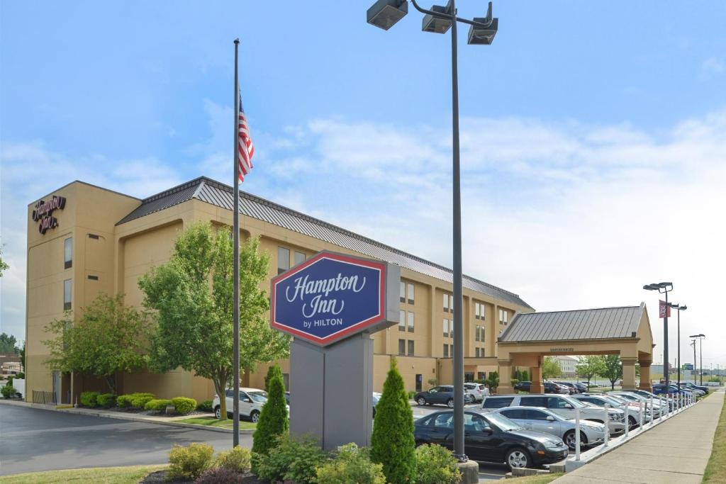 Hampton Inn Springfield Oh Booking Com