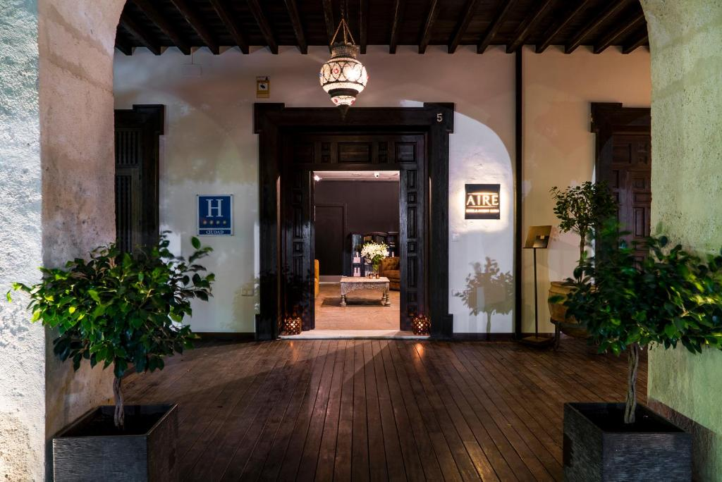 boutique hotels andalusien  2