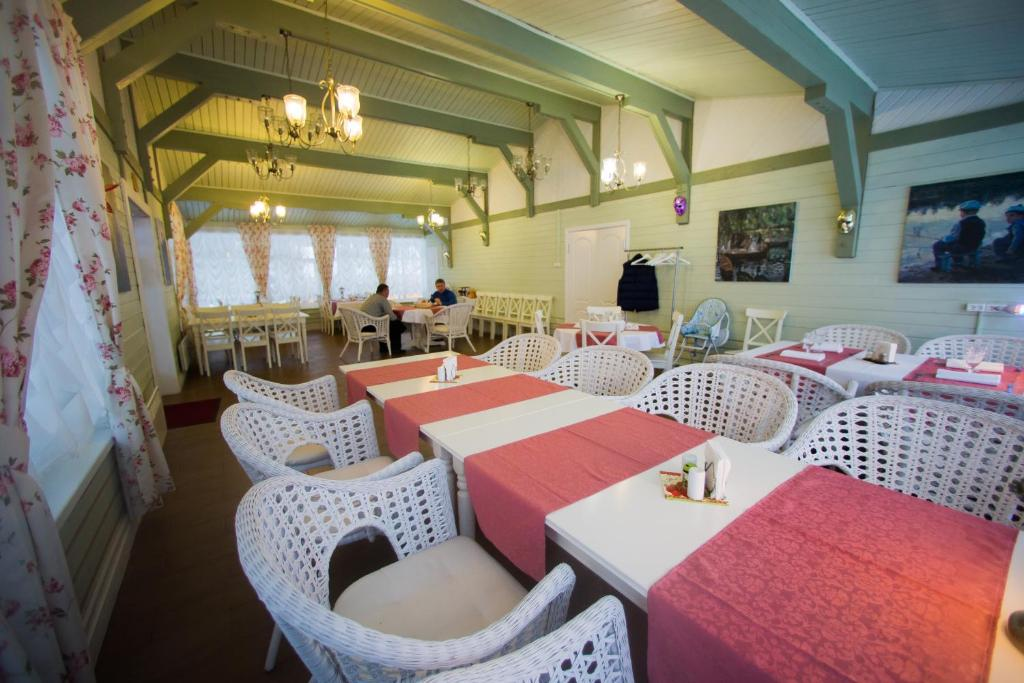 ресторан рыбацкий хуторок херсон