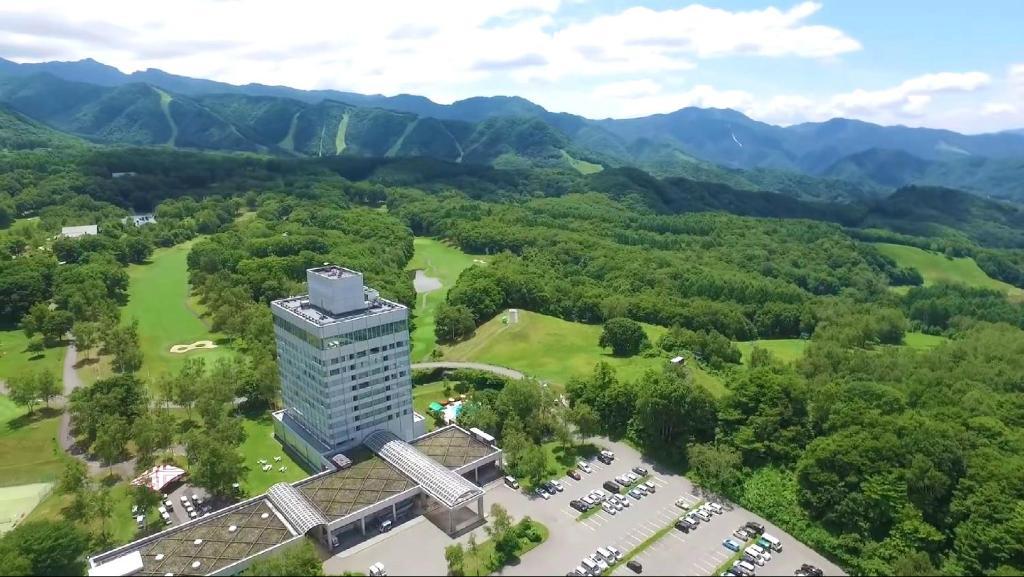 A bird's-eye view of Minakami Kogen Hotel 200