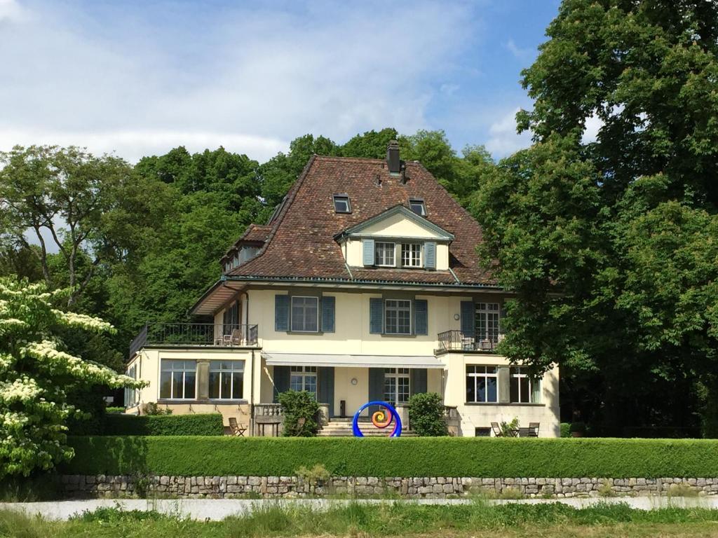 Park Forum Wylihof Luterbach Switzerland Rooms