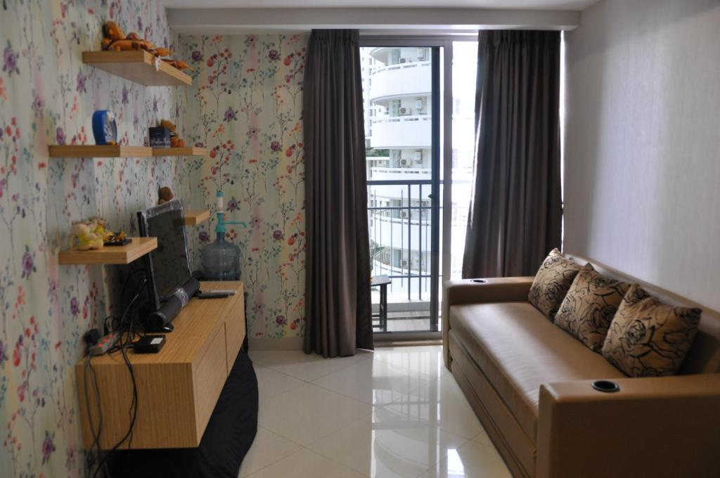 Apartment The Mansion At Dukuh Jakarta Indonesia Booking Com