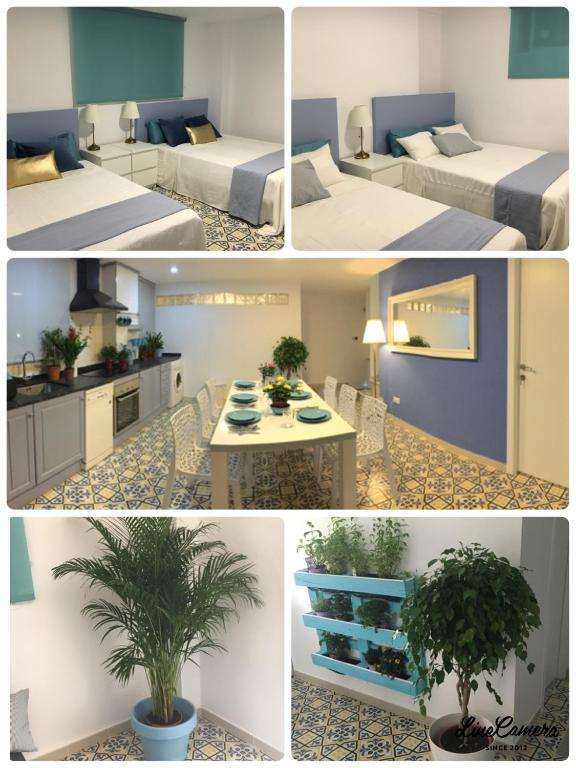 Apartamento con piscina climatizada privada en 1ª linea imagen