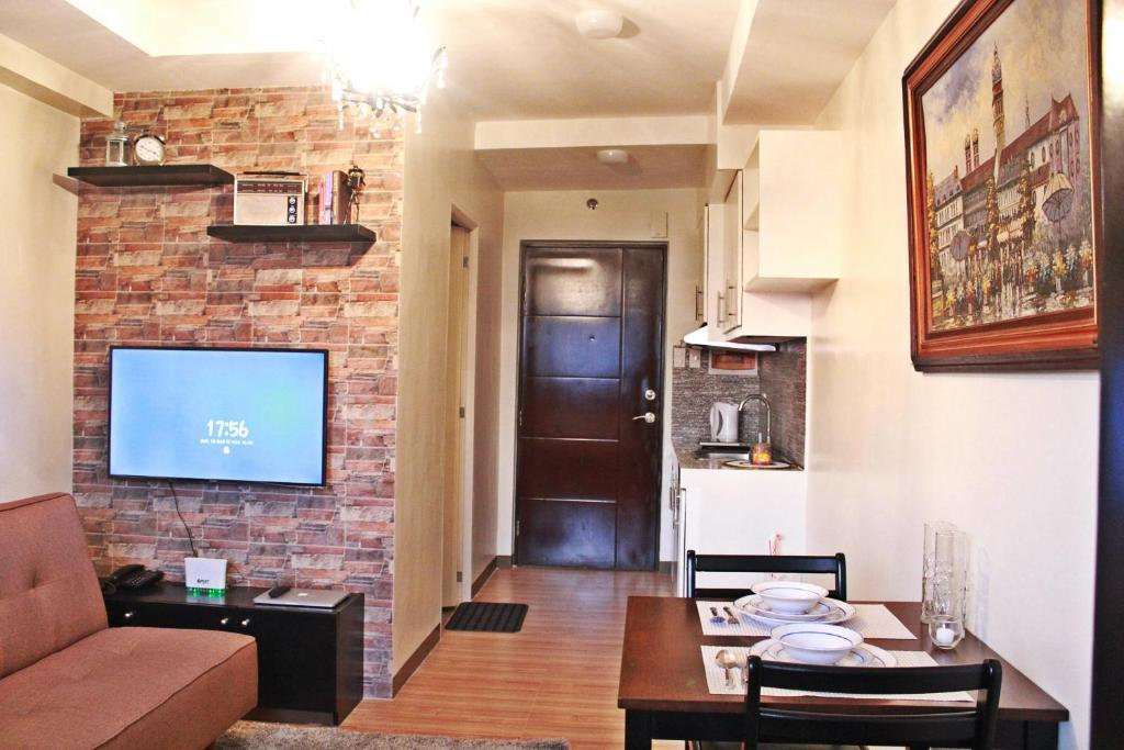 Studio Apartment Images qc studio apartment, manila, philippines - booking