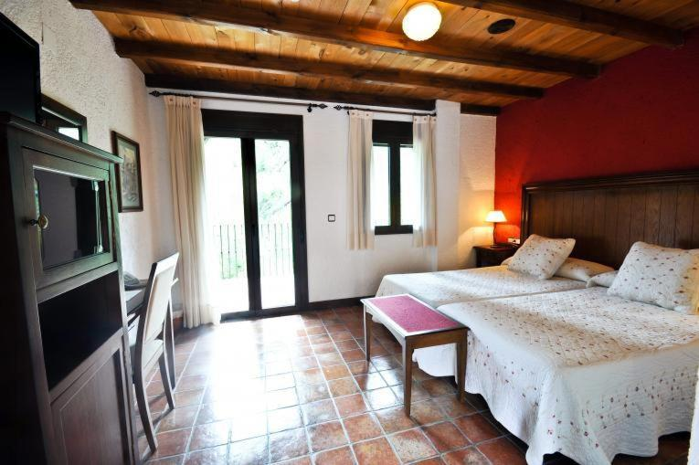 boutique hotels in cazorla  27