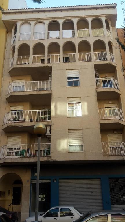 Apartamento en centro de ciudad fotografía