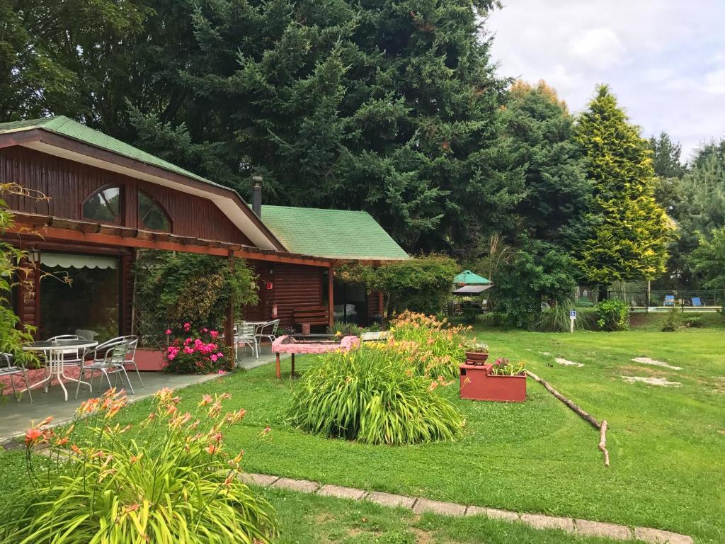 Caba as aldea los jardines de osorno osorno precios for Cabanas de jardin