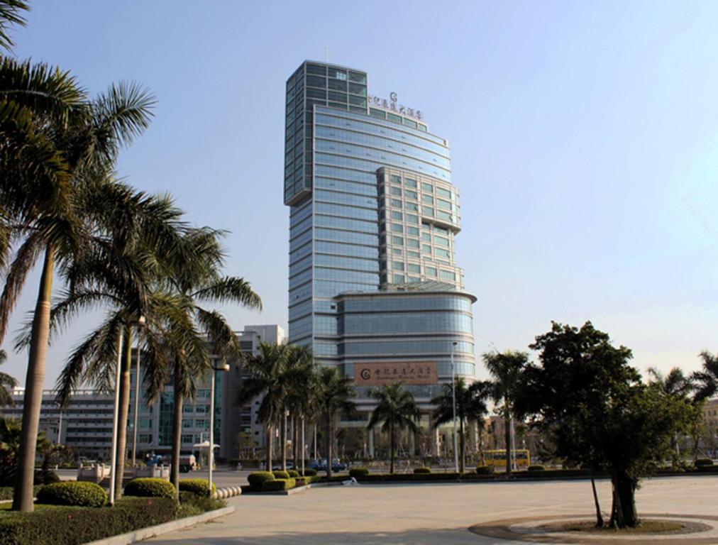 Century Palace Hotel Dongguan Harga 2018 Terbaru