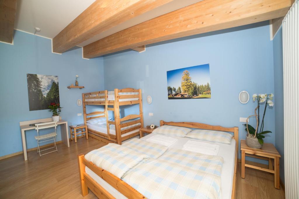 Letti A Castello Per Ostelli.Hostel L Ost Ostello Di Grumes Grumes Prezzi Aggiornati Per Il 2019