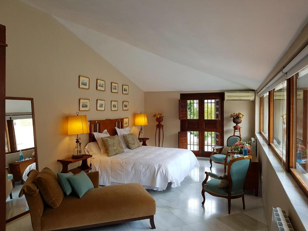 boutique hotels andalusien  100