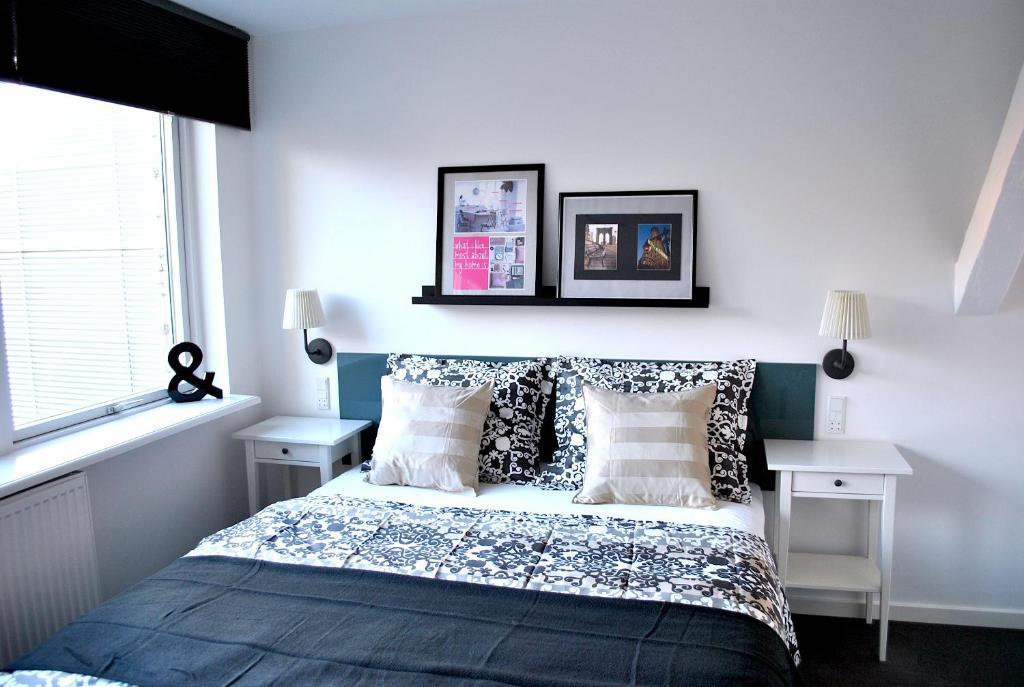 Un ou plusieurs lits dans un hébergement de l'établissement M18