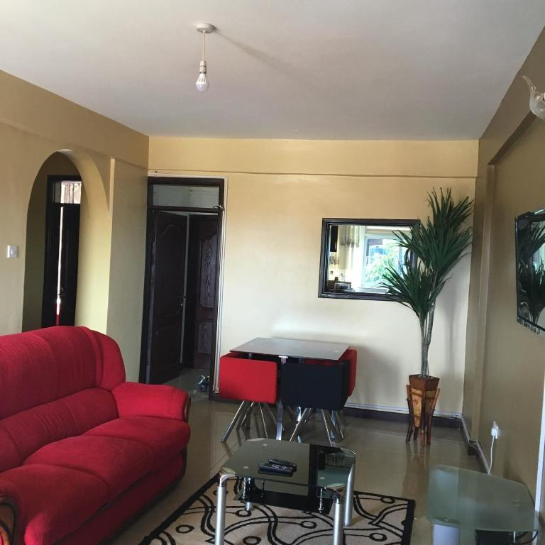 Furnished Apartments: Cwezi Furnished Apartments Entebbe, Uganda