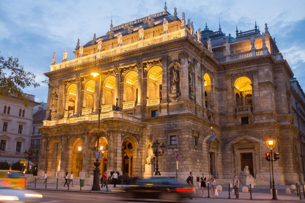 Apartment HighCastle Opera House, Budapest, Hungary - Booking.com
