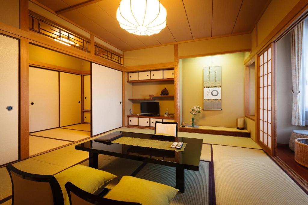 Kyoto Ryokan Kinoe (Japan) Rooms