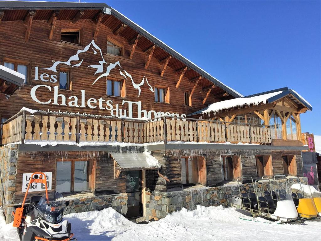 Les Chalets du Thorens Val Thorens France Bookingcom