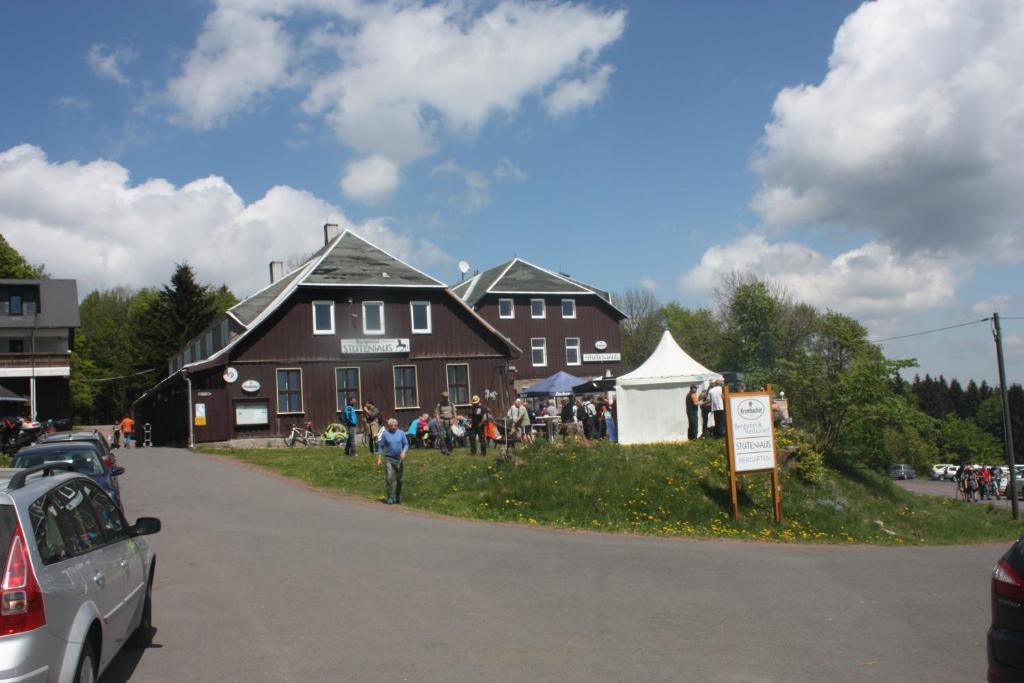 Schmiedefeld am Rennsteig Kaltwintergarten
