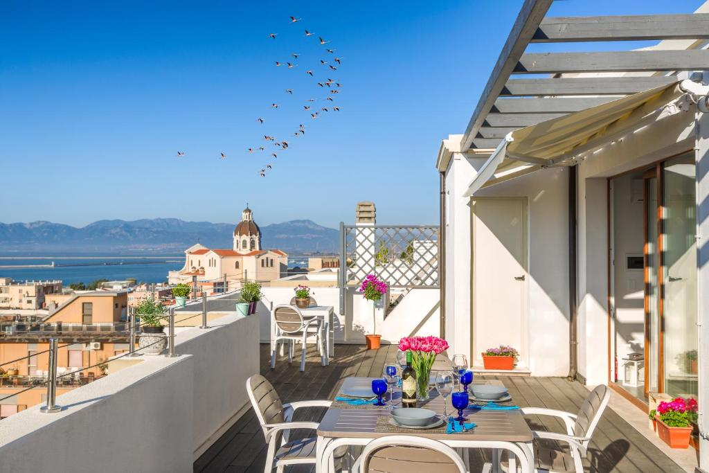 Apartment La Terrazza Di Olimpia, Cagliari, Italy - Booking.com