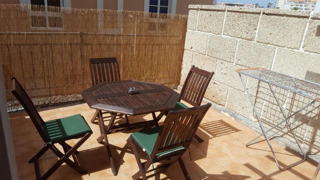 Imagen del Duplex Arco Iris Playa