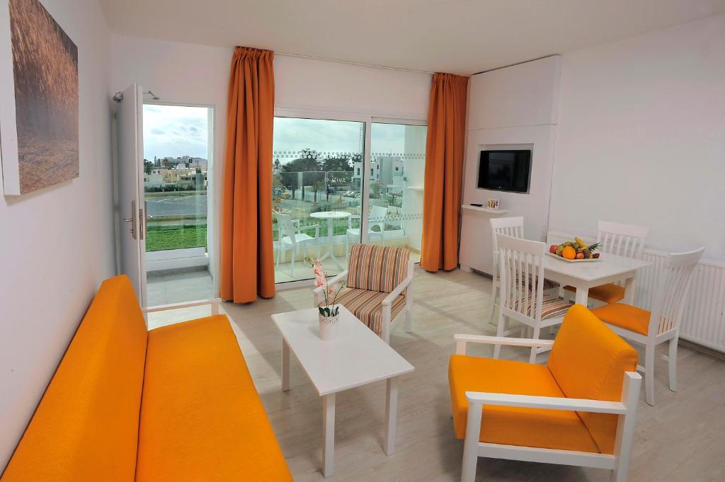 Liquid Hotel Apartments Ayia Napa Cyprus