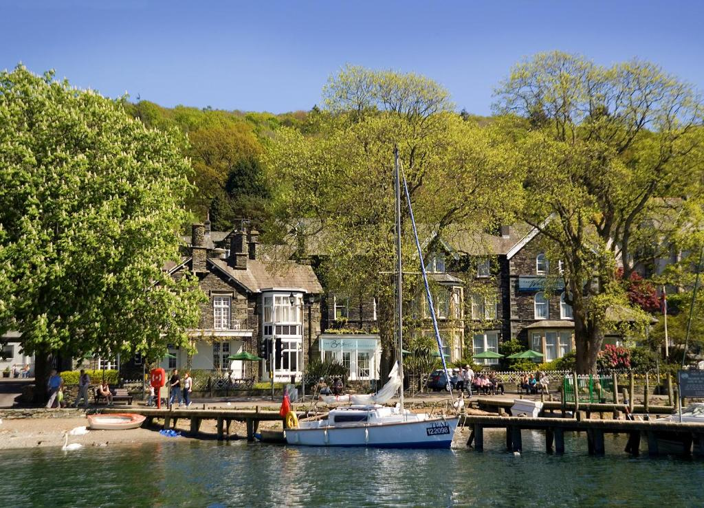 The Waterhead Hotel Ambleside Uk