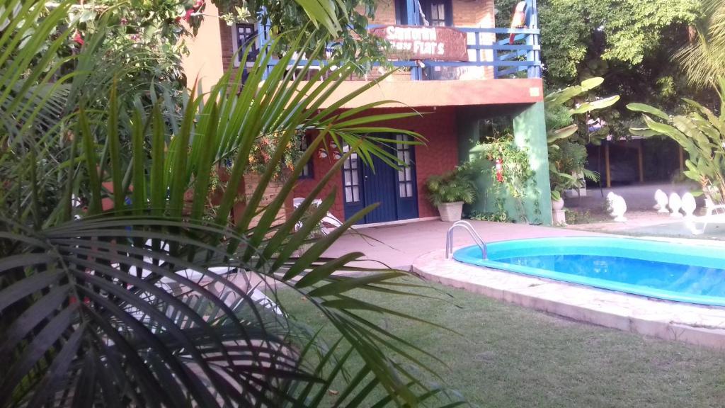 Nearby hotel : Santorini Flats