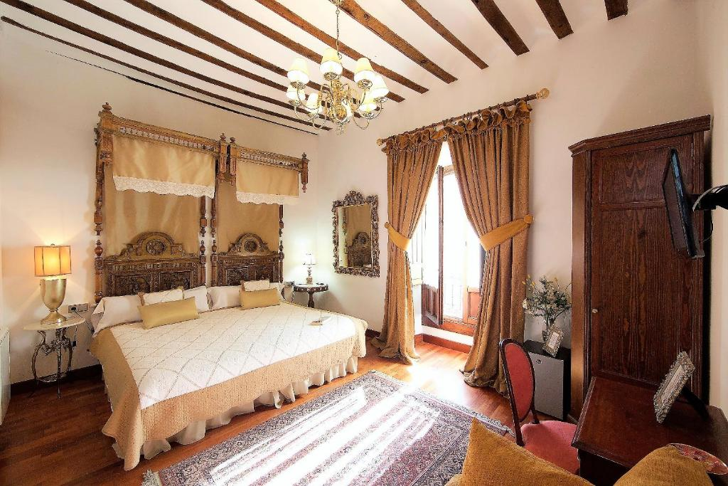 boutique hotels ubeda  26