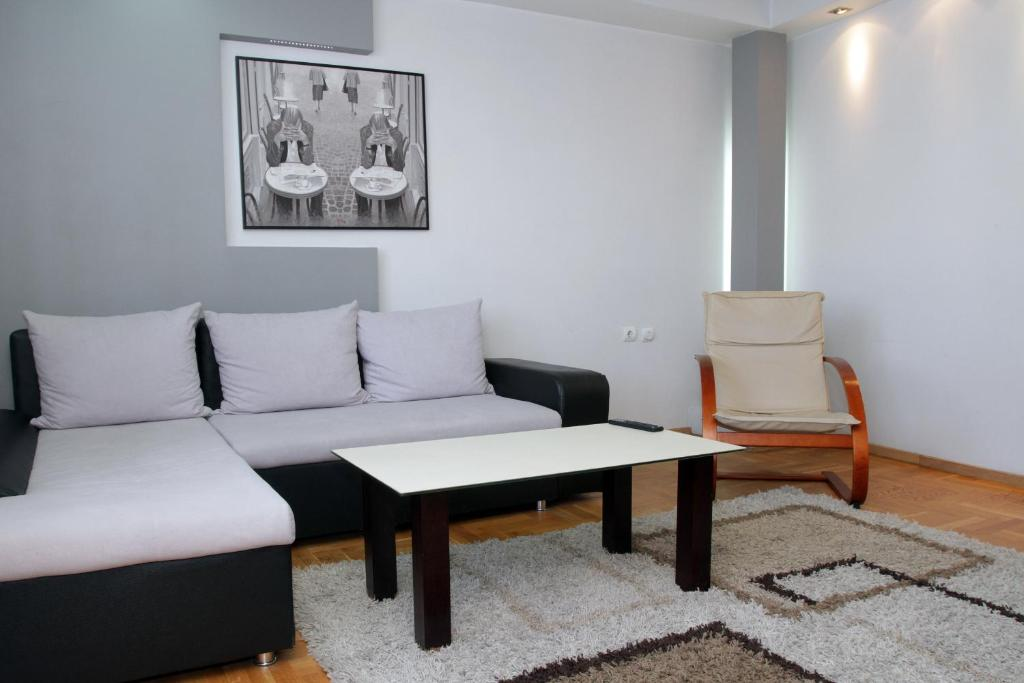 Belgrade Republic Square Apartment