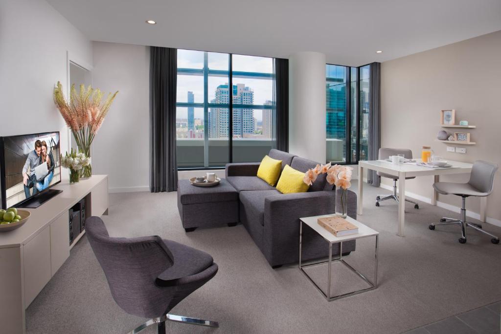 condo hotel citadines on bourke melbourne australia. Black Bedroom Furniture Sets. Home Design Ideas