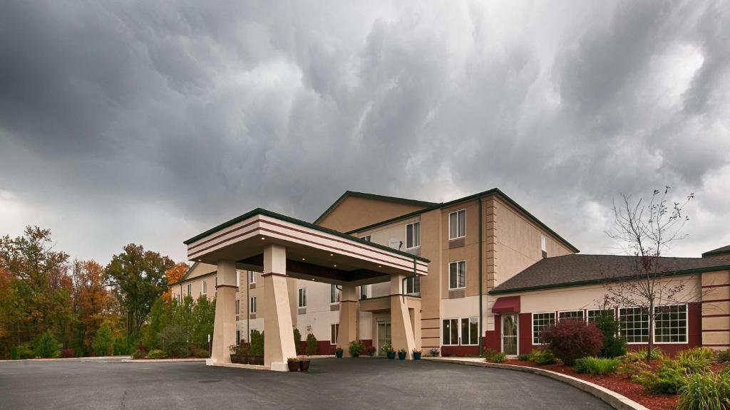 Hotel Best Western Harrisburg Hershey Pa Booking Com
