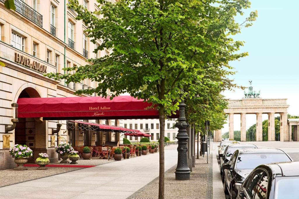 Hotel Adlon Kempinski Berlin Reserve Now Gallery Image Of This Property