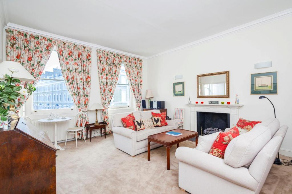 Astounding Apartment Classic South Kensington Home London Uk Download Free Architecture Designs Rallybritishbridgeorg