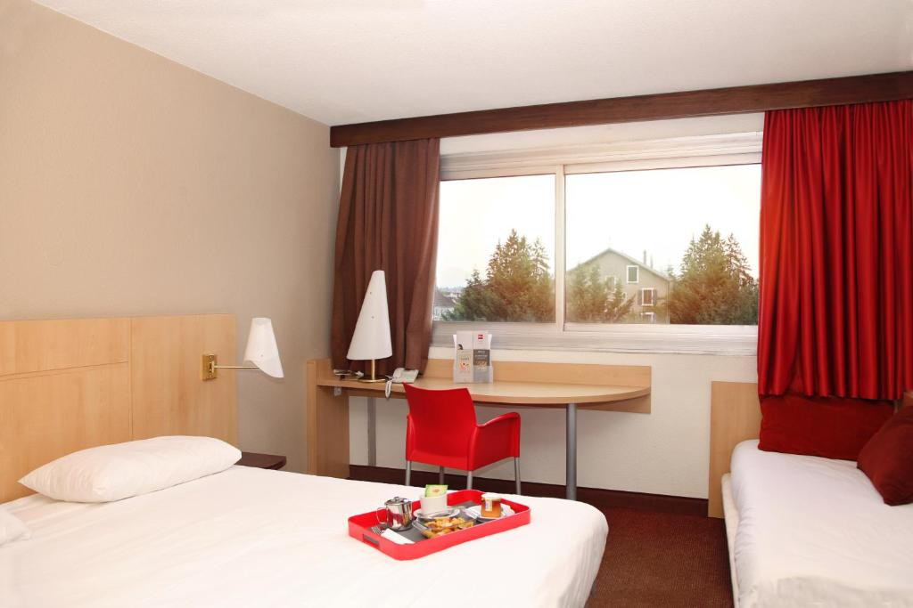 Hotel ibis Annemasse, Ambilly, France - Booking.com