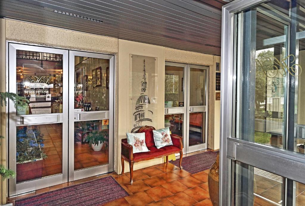 Hôtel proche : Hotel Residence Sogno
