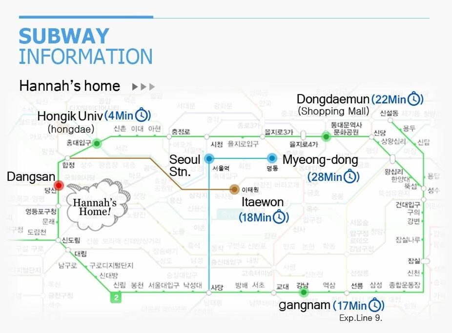 HanRiver View Near Hongdae Seoul South Korea Bookingcom
