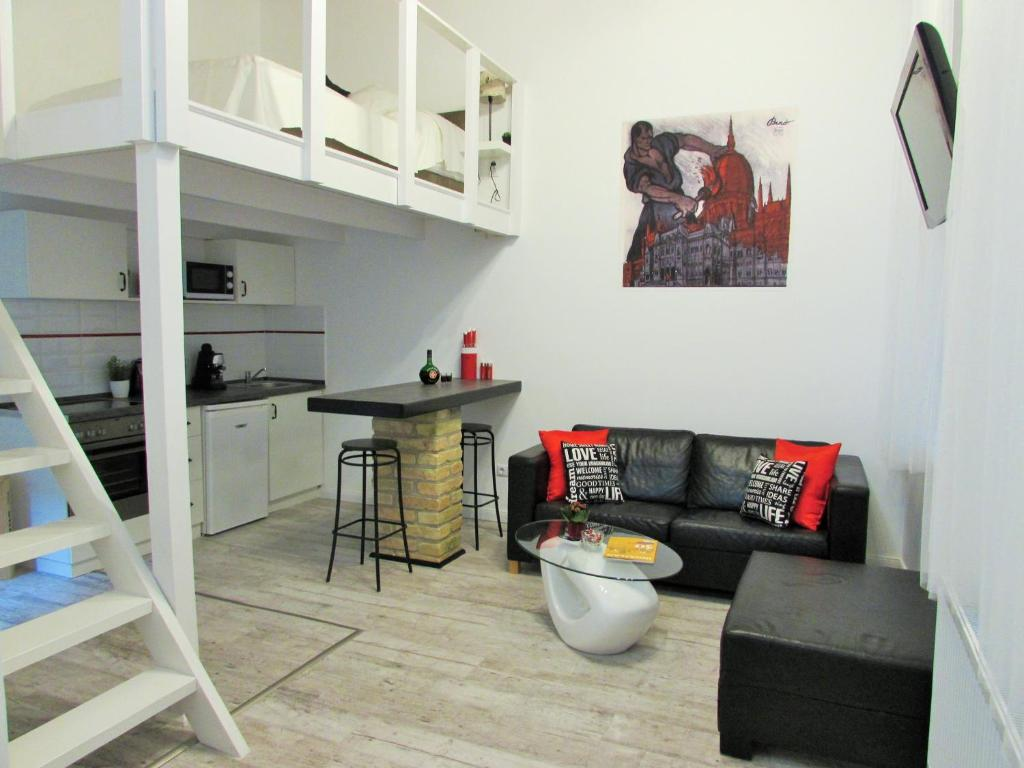 forever young apartments, budapest, hungary - booking
